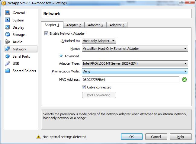 netapp simulator 8.2