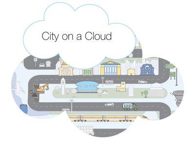 AWS City on a Cloud