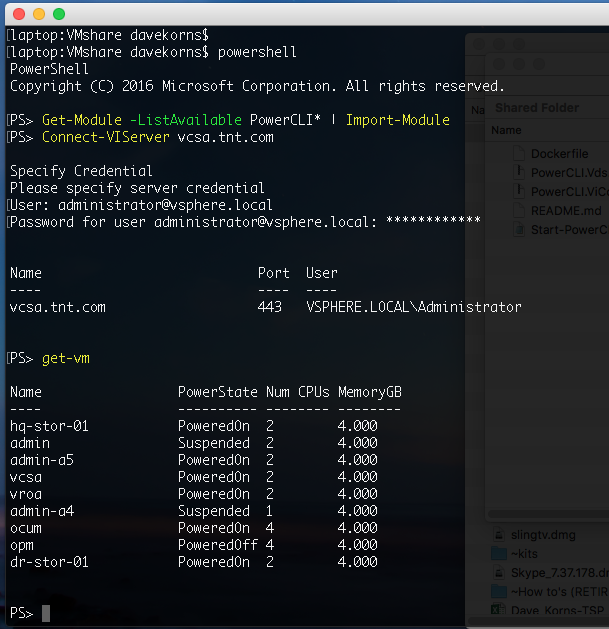 myFirst PowerCLI on macOS.png