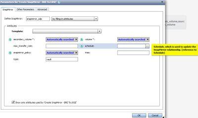 workflow_parameters_create_snapmirror_xdp.jpg