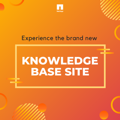 NetApp KB Site