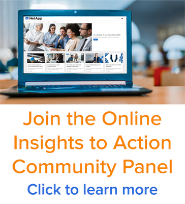 NetApp Insights To Action