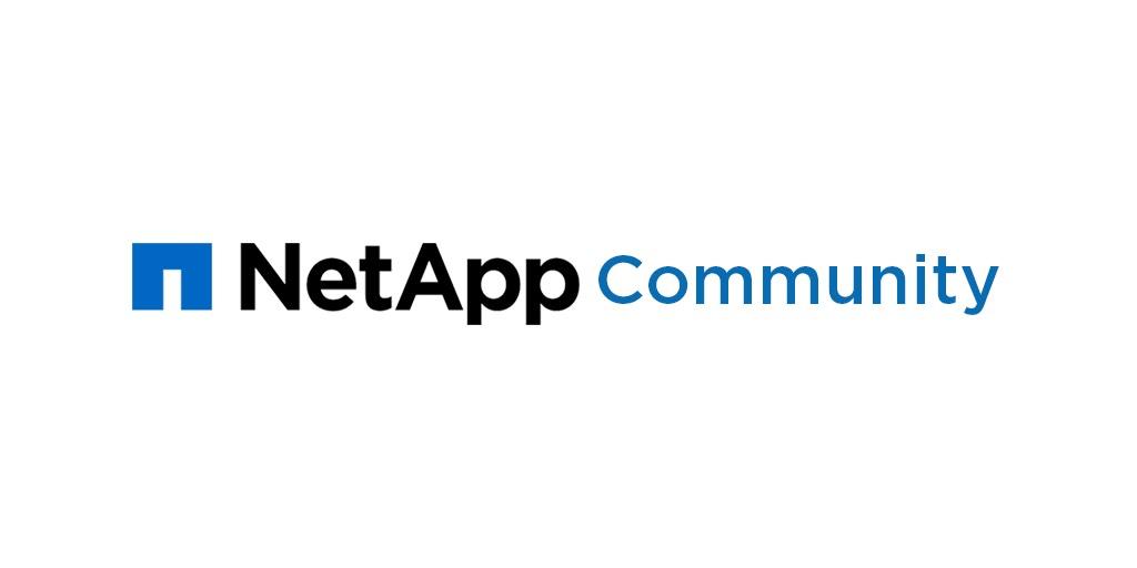 Netapp University And Training Welcome To Netapp Community