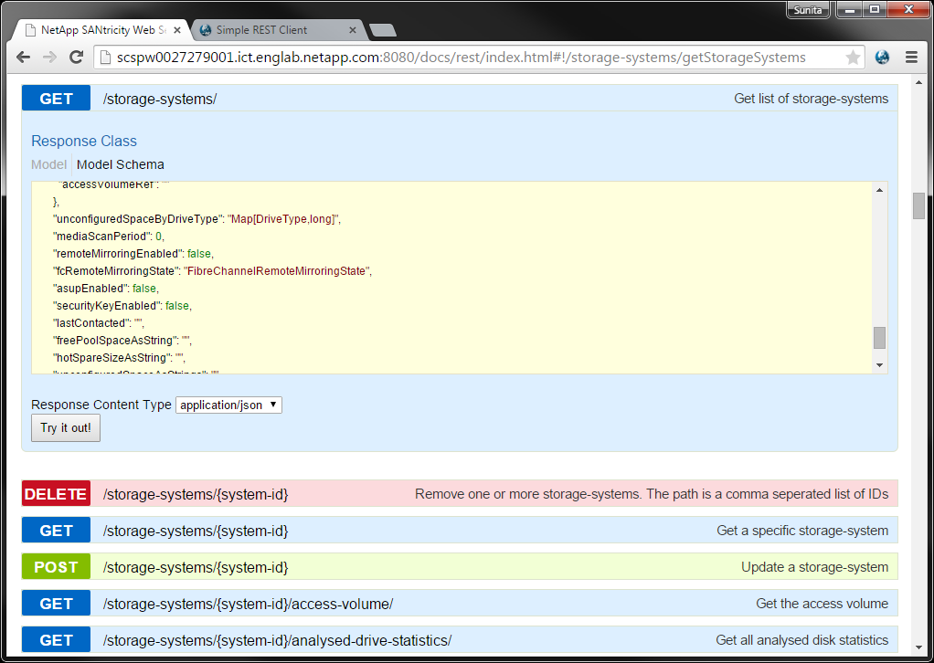 Web Services Proxy