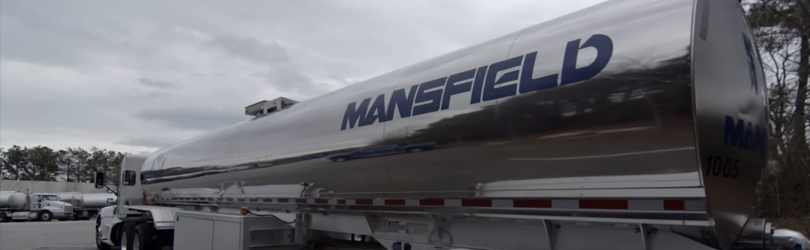 Mansfield Oil & Gas Truck