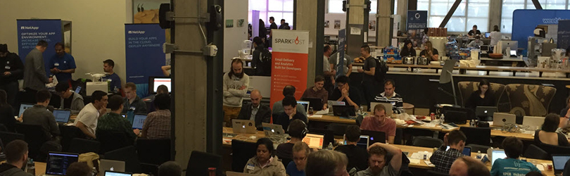 DevWeek 2016 Hackathon