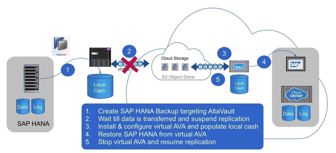 SAP HANA Backup
