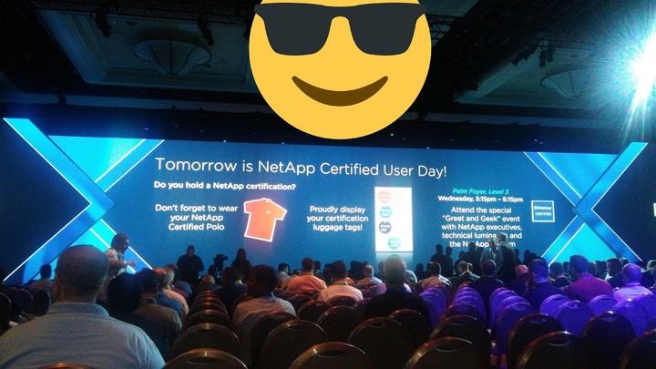 NetApp Certification Day