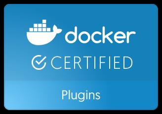 Docker Certified Plugins