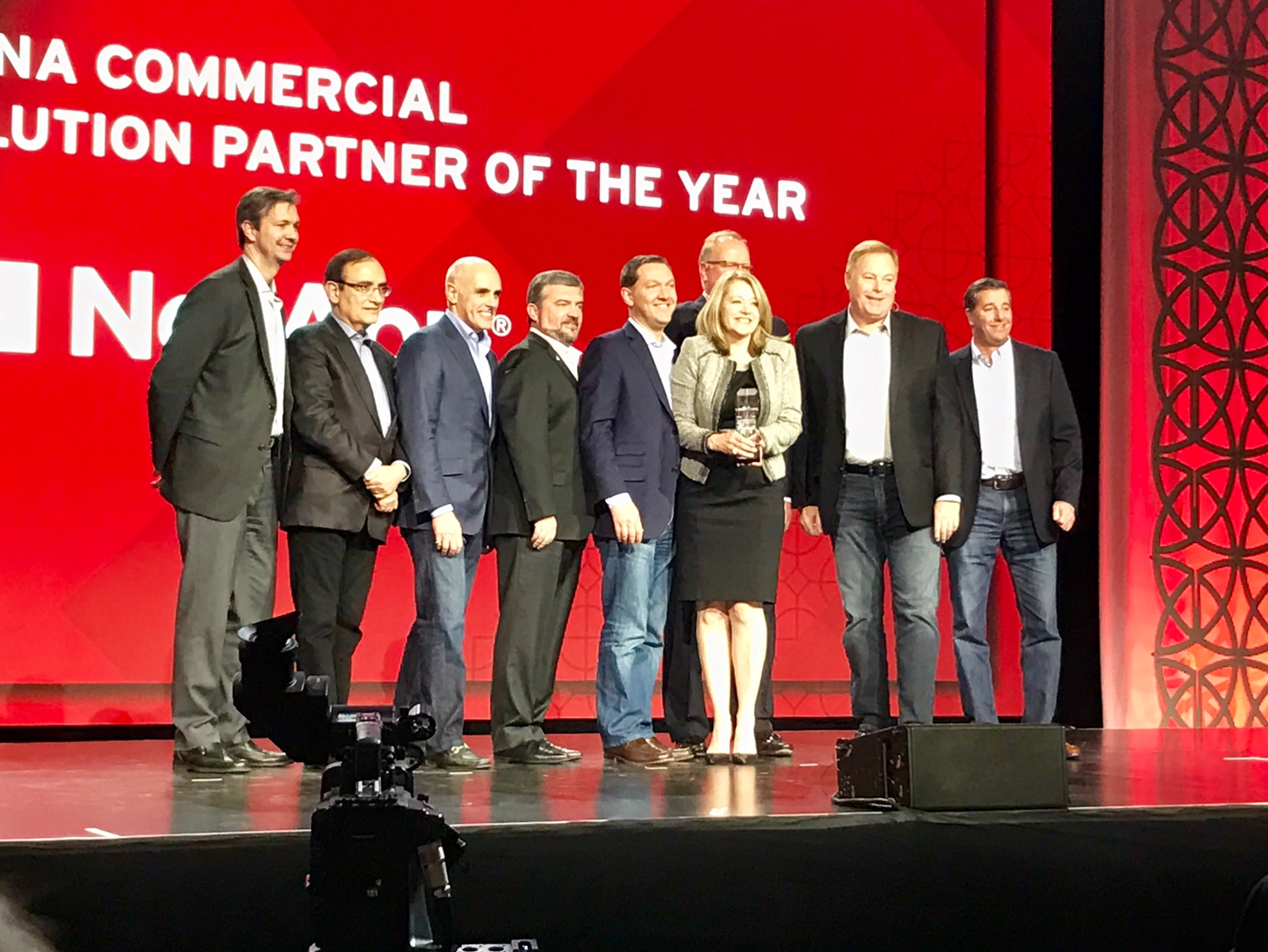 NetApp Named Industry Solution Partner of the Year at Red Hat's 2017 North American Partner Conference
